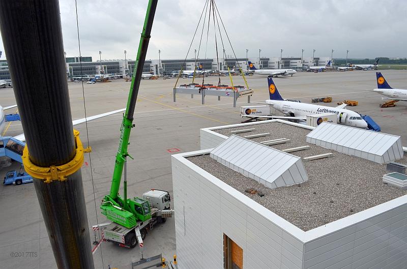 2/68 Projekt Flughafen München - PCA-Technik