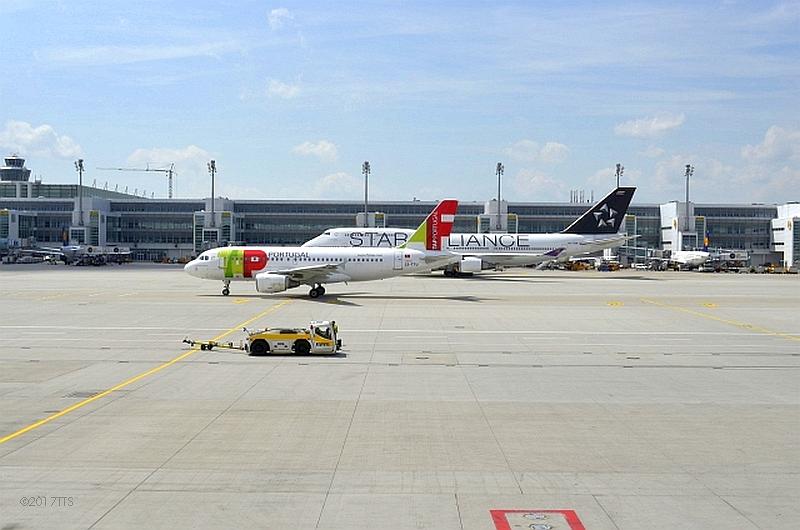 6/68 Projekt Flughafen München - PCA-Technik