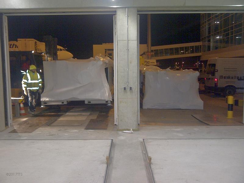 8/68 Projekt Flughafen München - PCA-Technik