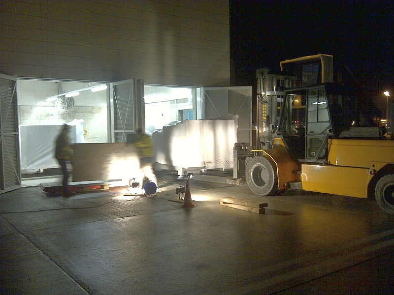 9/68 Projekt Flughafen München - PCA-Technik