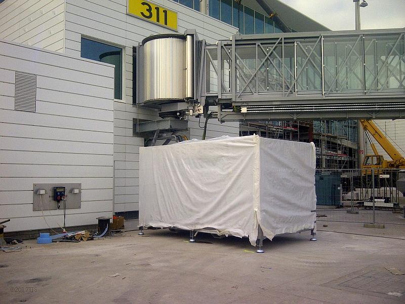 18/68 Projekt Flughafen München - PCA-Technik