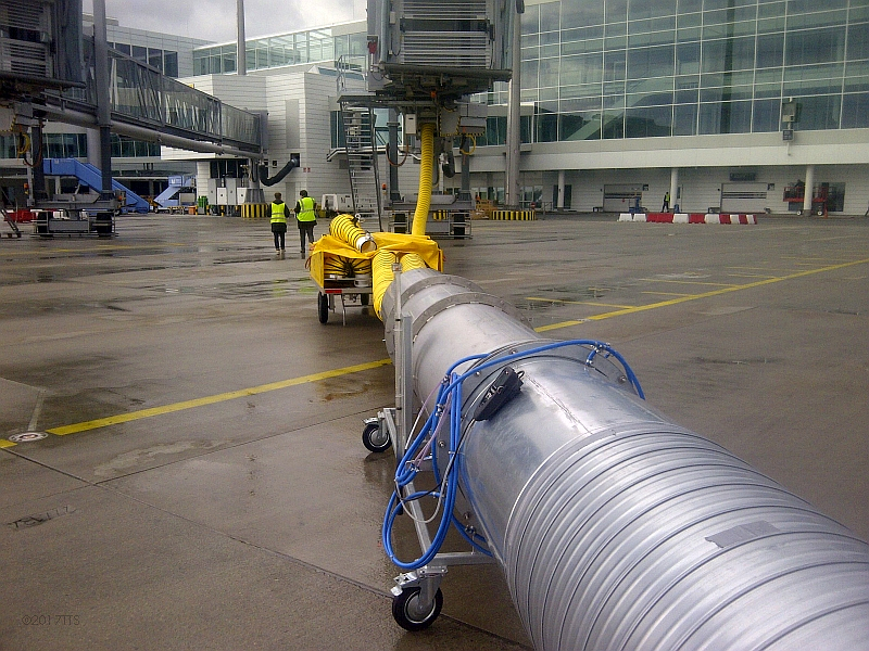 23/68 Projekt Flughafen München - PCA-Technik
