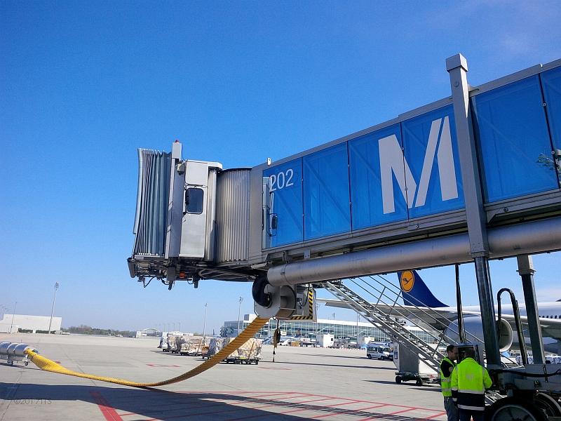 26/68 Projekt Flughafen München - PCA-Technik