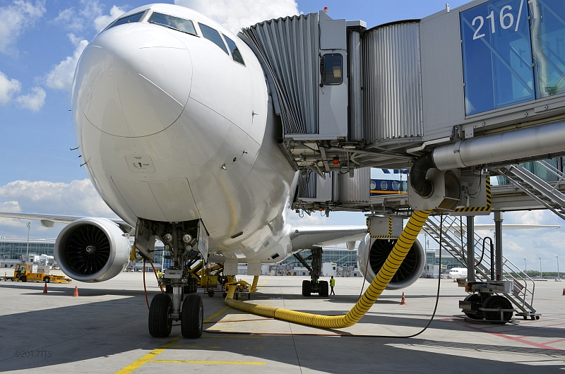 28/68 Projekt Flughafen München - PCA-Technik