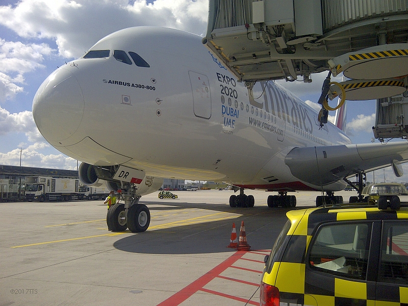 32/68 Projekt Flughafen München - PCA-Technik