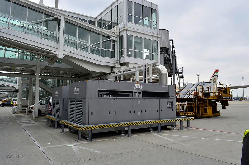 33/68 Projekt Flughafen München - PCA-Technik