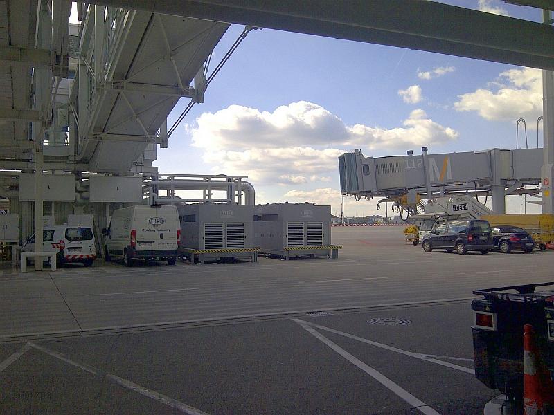 34/68 Projekt Flughafen München - PCA-Technik