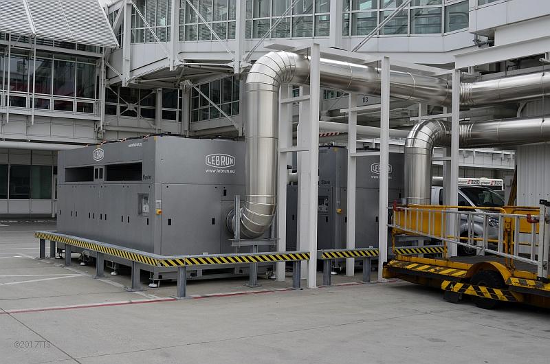 35/68 Projekt Flughafen München - PCA-Technik