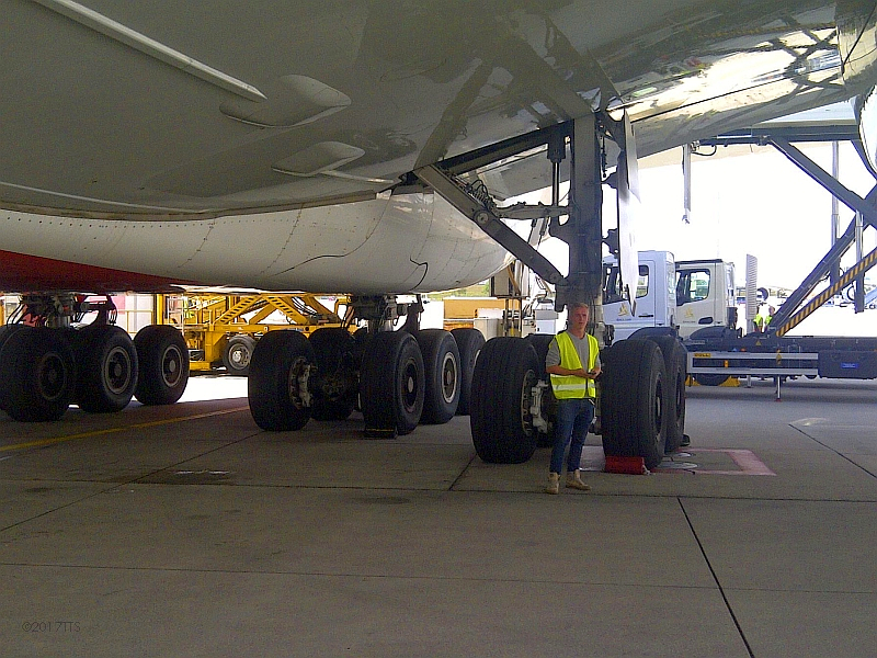 38/68 Projekt Flughafen München - PCA-Technik
