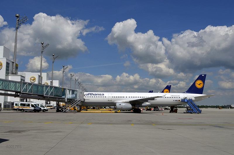 55/68 Projekt Flughafen München - PCA-Technik