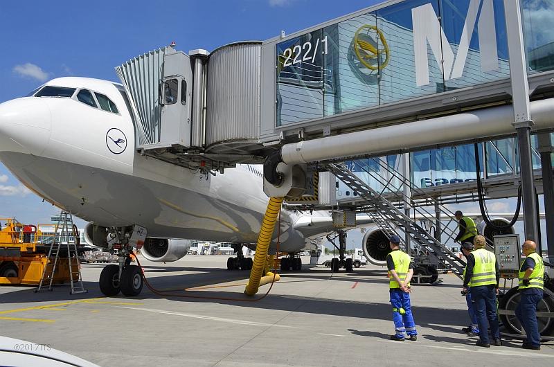 61/68 Projekt Flughafen München - PCA-Technik