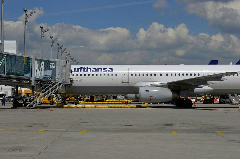 65/68 Projekt Flughafen München - PCA-Technik