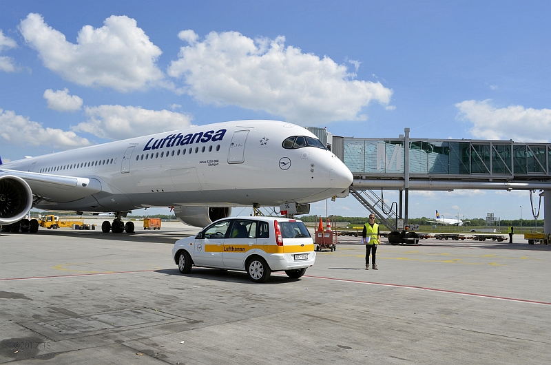66/68 Projekt Flughafen München - PCA-Technik