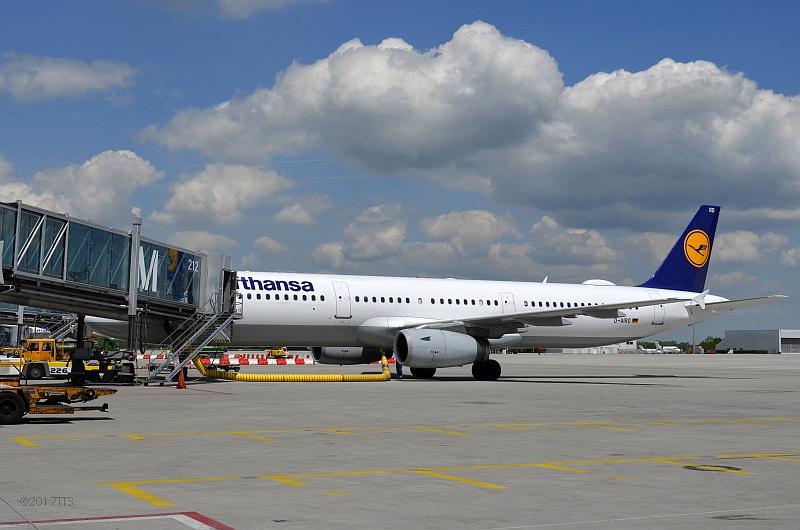 67/68 Projekt Flughafen München - PCA-Technik